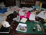 so much mess...but fun :-)
