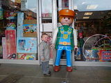 Big Playmobil man