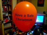 Have a safe xmas