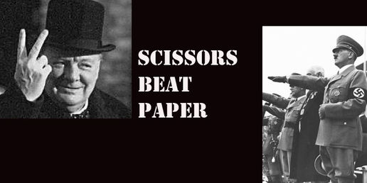 Paper Scissors Rock of 1943