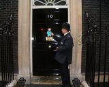 Flat Stan at 10 Downing Street