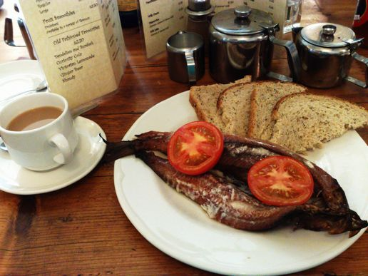 Whitby Kippers & Tea