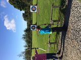 Group 2 archery/high ropes
