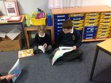 Paired reading is fun!