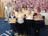 Well done to our key stage 2 star pupils! Keep up the hard work!