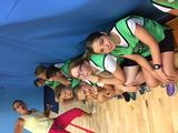 Won . many happy faces as this was the team we had lost against. Well done kids