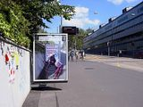 great amnesty international trompe l'oeil campaign in switzerland