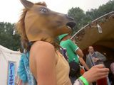 Bestival: Why the long face?
