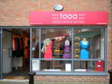 Tooa - Ethical Clothing - My new job.