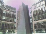 Fulcrum, Richard Serra, Broadgate