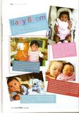 My baby in local magazine!