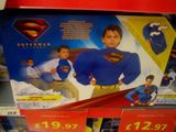 Inflatable Superman!