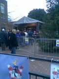 Brentwood Christmas fair thing