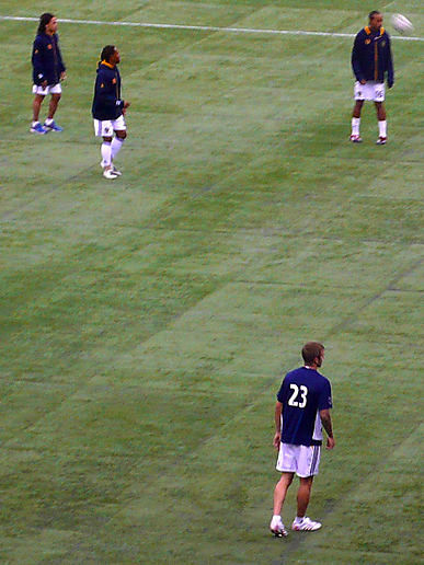 Beckham vs. Whitecaps
