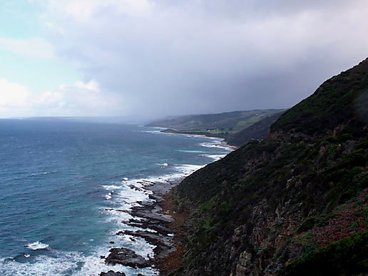 Last of the Great Ocean Road photos