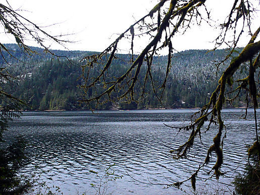 More Buntzen lake photos