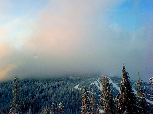More Cypress Mountain photos