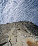 A hike up Half Dome