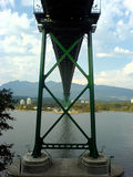 The lionsgate bridge