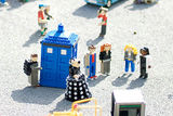 Davros sighted near London Eye!
