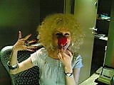 Fun Red Nose Day Beauty