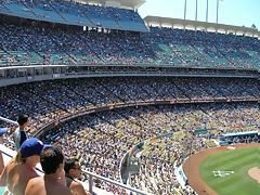 The Dodger Game this past Sunday