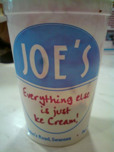 Joes icecream