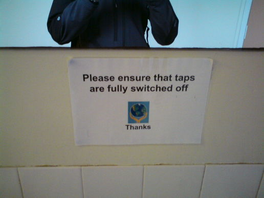 Switch off?