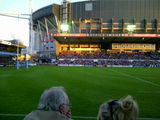 Blues v Edinburgh