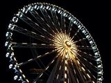 Cardiff's Christmas Winter Wonderland wheel