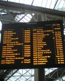 No South West Trains from Waterloo