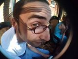 fisheye frenzy!