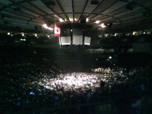 Rodney hively madison square garden address for Address of madison square garden