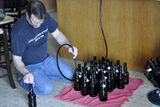 Bottling Irish Stout