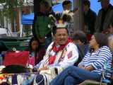 Elders at the United Tribes Pow Wow