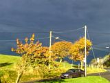 Dark Autumnal skies