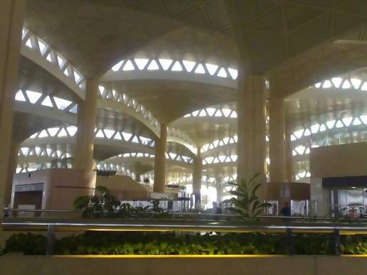 Flughafen Saudi Arabien
