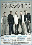 Boyzone UK tour exclusive!