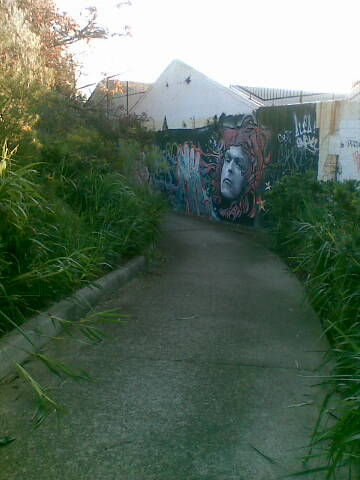 Camperdown mural