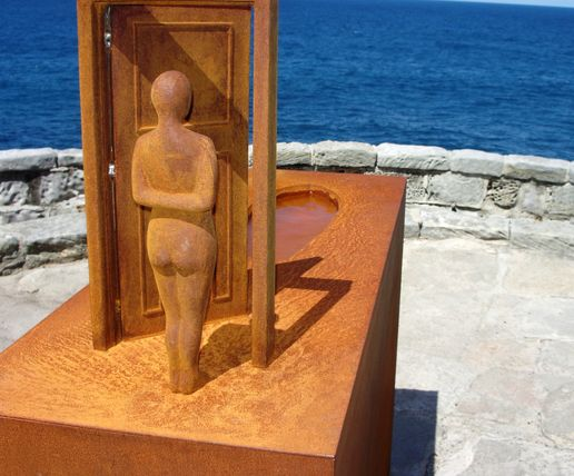 Sculptpure by the Sea 2010