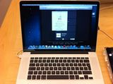 Retina display MacBook Pro