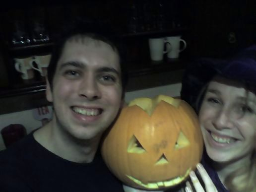 Hallowe'en at Sean 'n Jo's