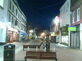 Poole by night