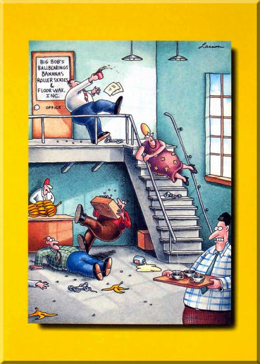 Does anyone like the Far Side?