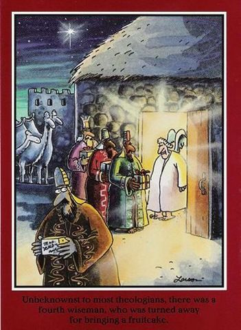 far side orders from usa and christmas cards