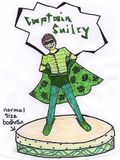 Captain Smiley.........well it would be.