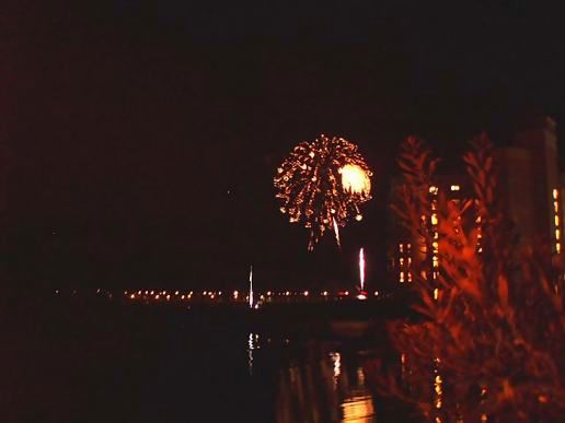 4th of July on the Bay