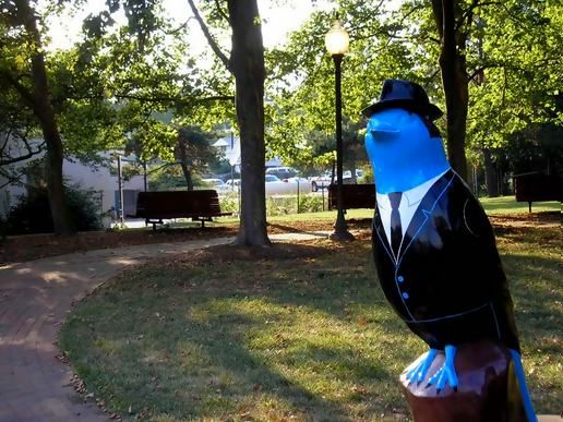 'Long Lost Third Blues Brother'