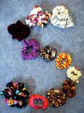 S is for...scrunchies!