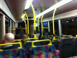 Night bus to Gateshead